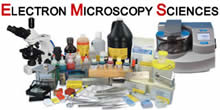 Electron microscopy, light microscopy and histology supplies
