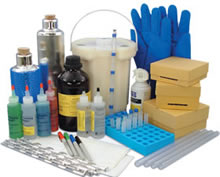 Cryopreparation accessories